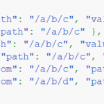 JSON patch