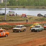 Autocross racing cars